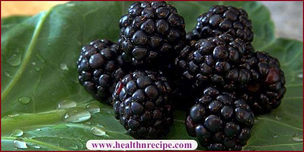 Proven Health Benefits of Blackberries