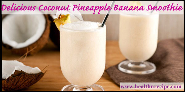 This Coconut Smoothie Will Shed Weight Fast