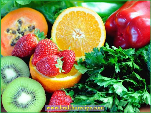 VitaminC enriched Fruits