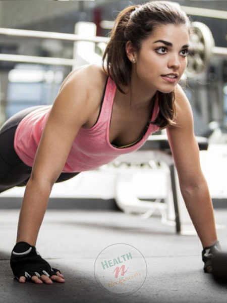 Benefits of Push Ups for Women