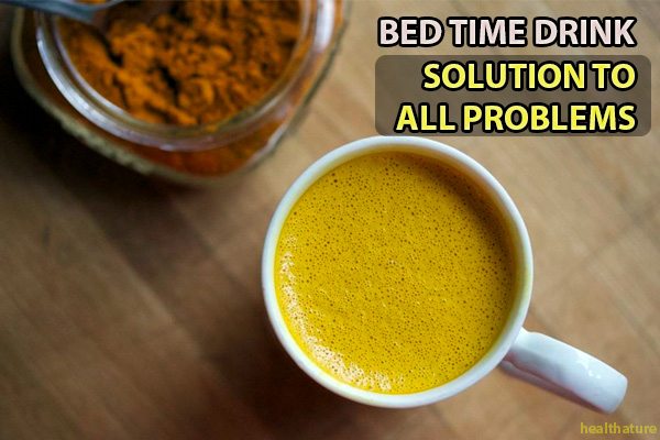 Drink This Before Bed To Detoxify The Liver & Burn Fat