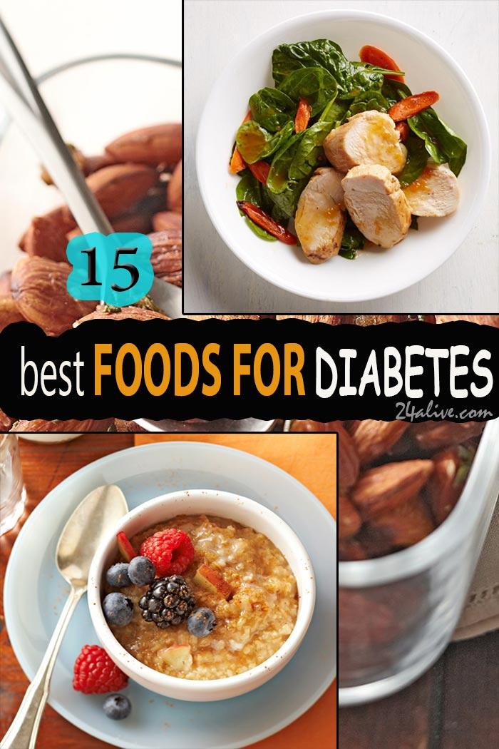 15 best foods for diabetes