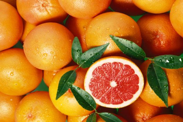 Grape fruit benefits