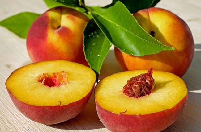 peaches for health