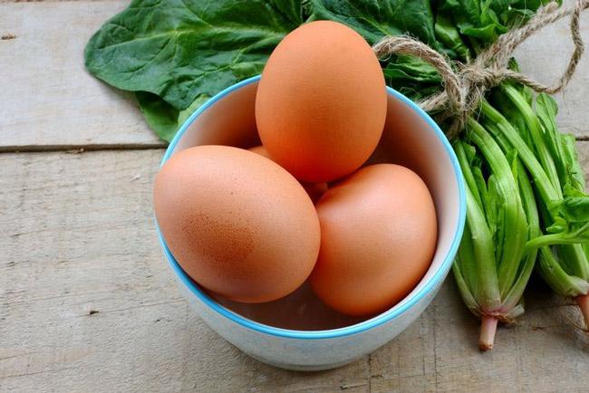 eggs for brain health