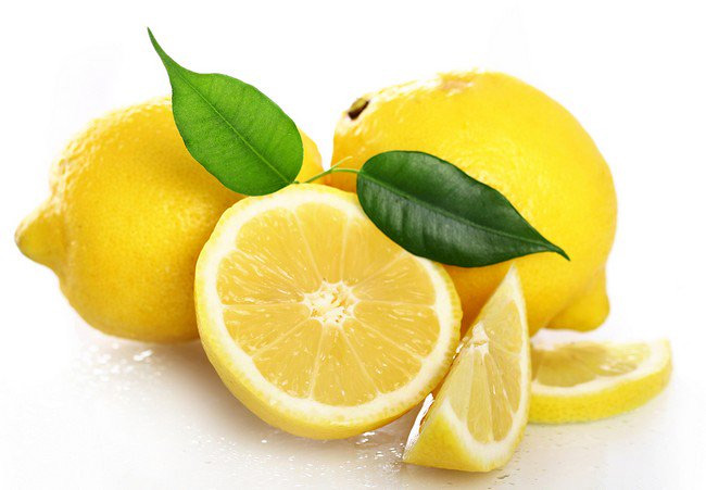 alkaline lemons