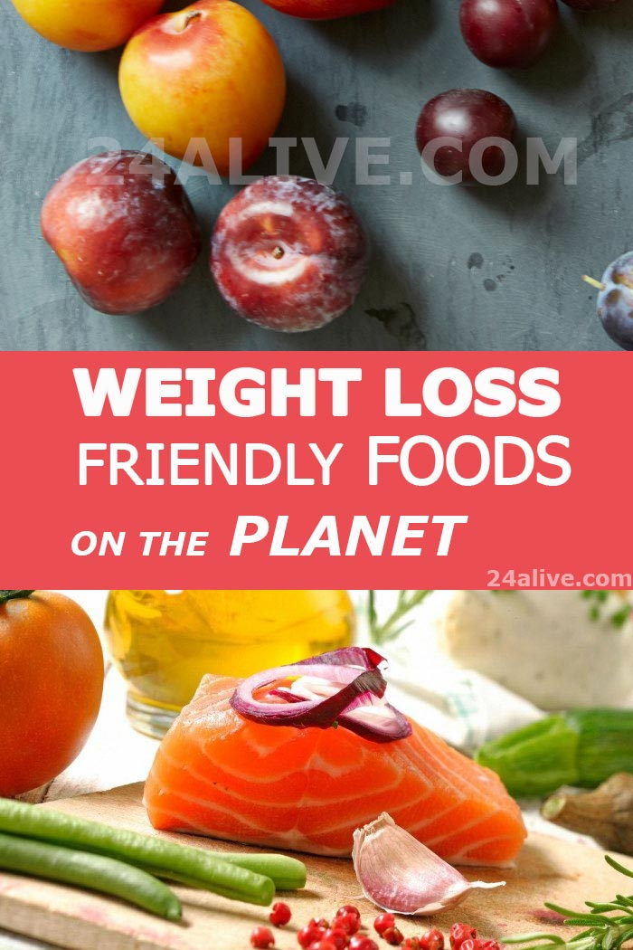 weight loss friendly foods on the planet