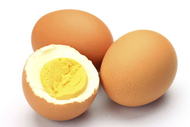 whole eggs benefits
