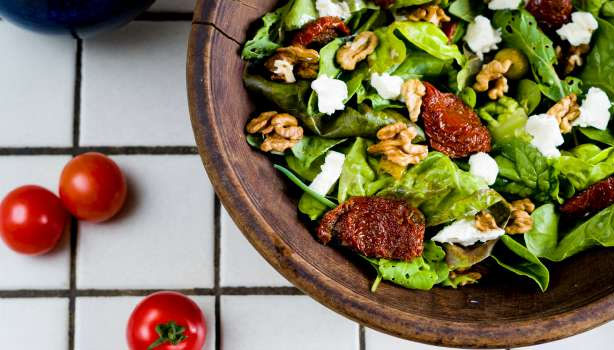 walnut salad recipe