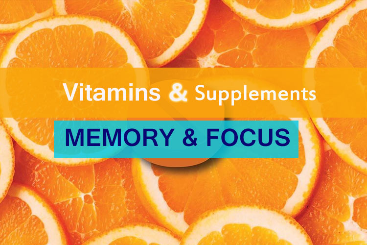 SUPPLEMENTS FOR MEMORY AND FOCUS